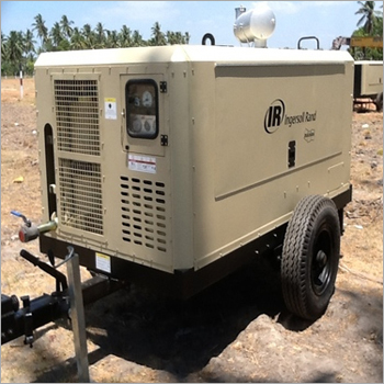 Portable Screw Compressor