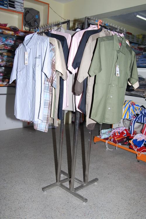Textile Hanger Racks