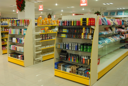 Cosmetics Display Racks