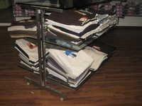 不锈钢的桌机架