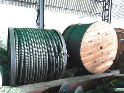 Ungalvanised Steel Wire Ropes