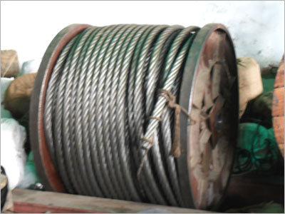 Heavy Duty Steel Wire Ropes