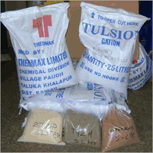 Industrial Ion Exchange Resin