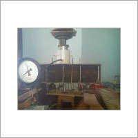 Bending Beam Testing Machine