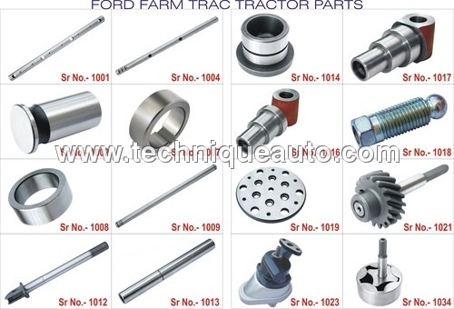 ford tractor spare parts