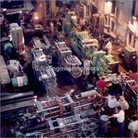 Die Casting Machine Repairing Services