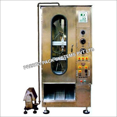 Vanaspati Pouch Packing Machine