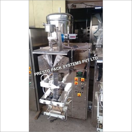 Automatic Milk Packing Machine OPEN TYPE
