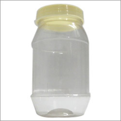 Plastic Pet Jar