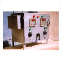 Control Panel For Hot Air Unit