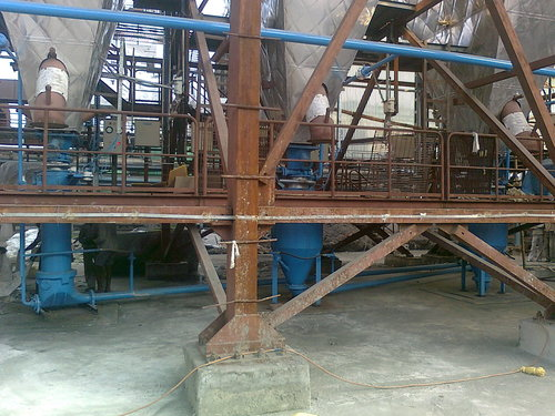 Solid Material Conveying Systems
