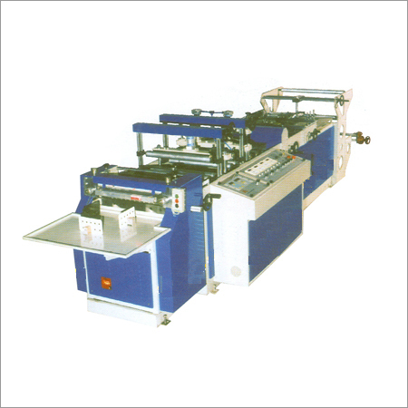 Three Side Pouch Making Machine
