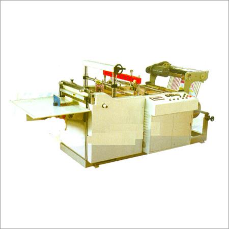 Bottom Cutting Sealing Machine