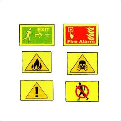 Work Signage
