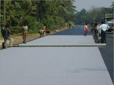 Asphalt Overlay Paving Fabric