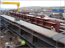 Heavy Structurals Fabrication