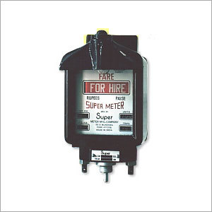 Taxi Faremeter With Counter