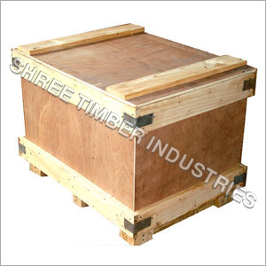 Plywood Wooden Box