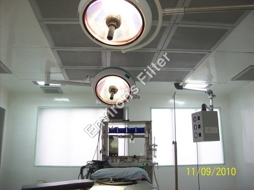 Prefabricated Modular Operation Theater