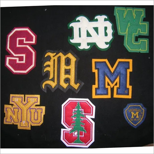 Letterman Jacket Patches