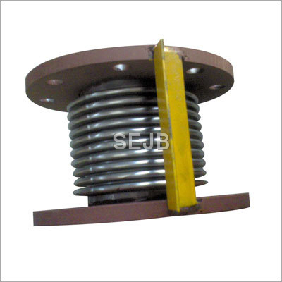 Flange Axial Bellows