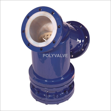 Lined Y Type Strainer