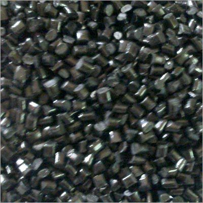 Abs Black Semi Granules