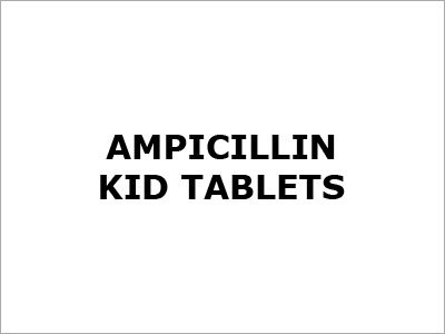 Ampicillin Kid Tablets