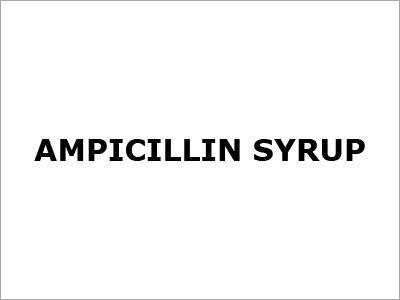 Ampicillin Dry Syrup