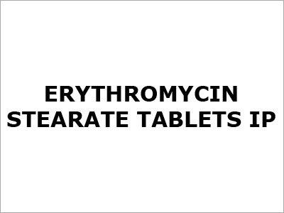 Erythromycin Stearate Tablets IP