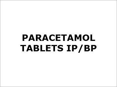 Paracetamol Tablets IP-BP
