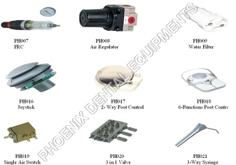 Dental Chair Parts