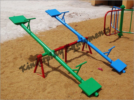 Standard See Saw 4 Seater