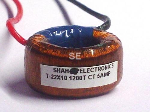 5 AMP Current Transformer