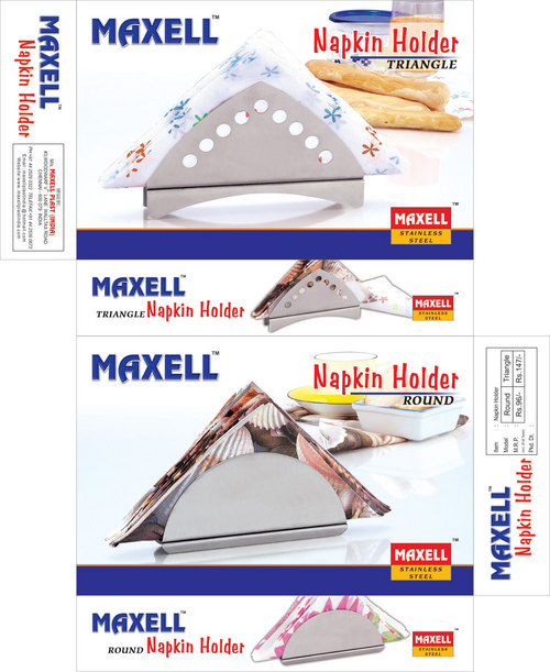 Napkin Holder (Triangle )