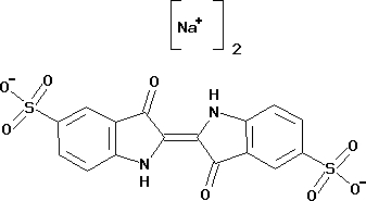 Indigo carmine (C.I. 73015)