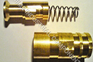 Brass Spring Anchors