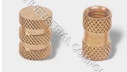 Brass Fittings for Plastic Mouldings
