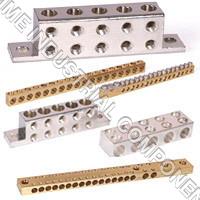 Brass Earthing Bars