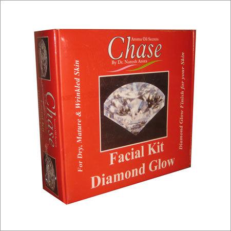 Diamond Glow Facial Kit