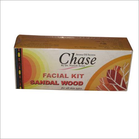 Sandal Wood Facial Kit
