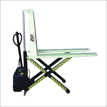 Semi Electric Hydraulic High-Lift Pallet Truck