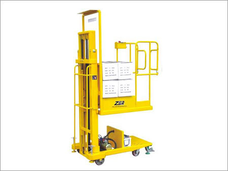 Aerial Hydraulic Order Picker