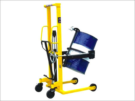 Hydraulic Drum Lifter Cum Tilter Cum Shifter