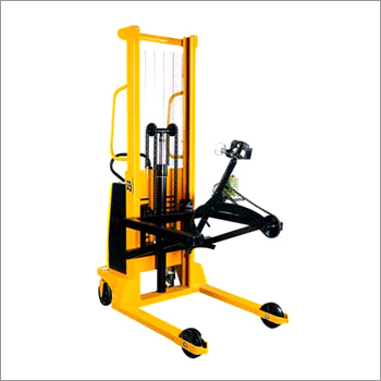 Semi Electric Hydraulic Drum lifter Cum Tilter Cum
