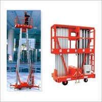 Aerial Work Platform (Double Mast)