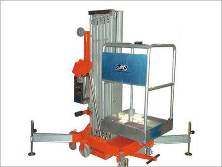 Aerial Work Platform (Single Mast)