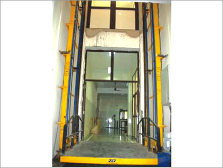 Power Lift Stacker (Ac Operated Wall Mounded)