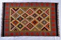Handmade Wool Jute Floor Rugs