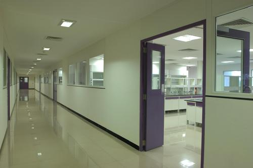 GI Partition Doors